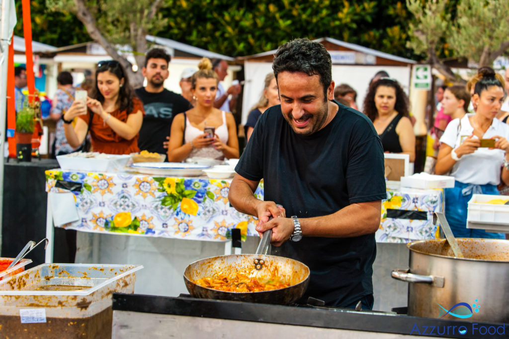 Azzurro Food La cucina al centro del Mediterraneo