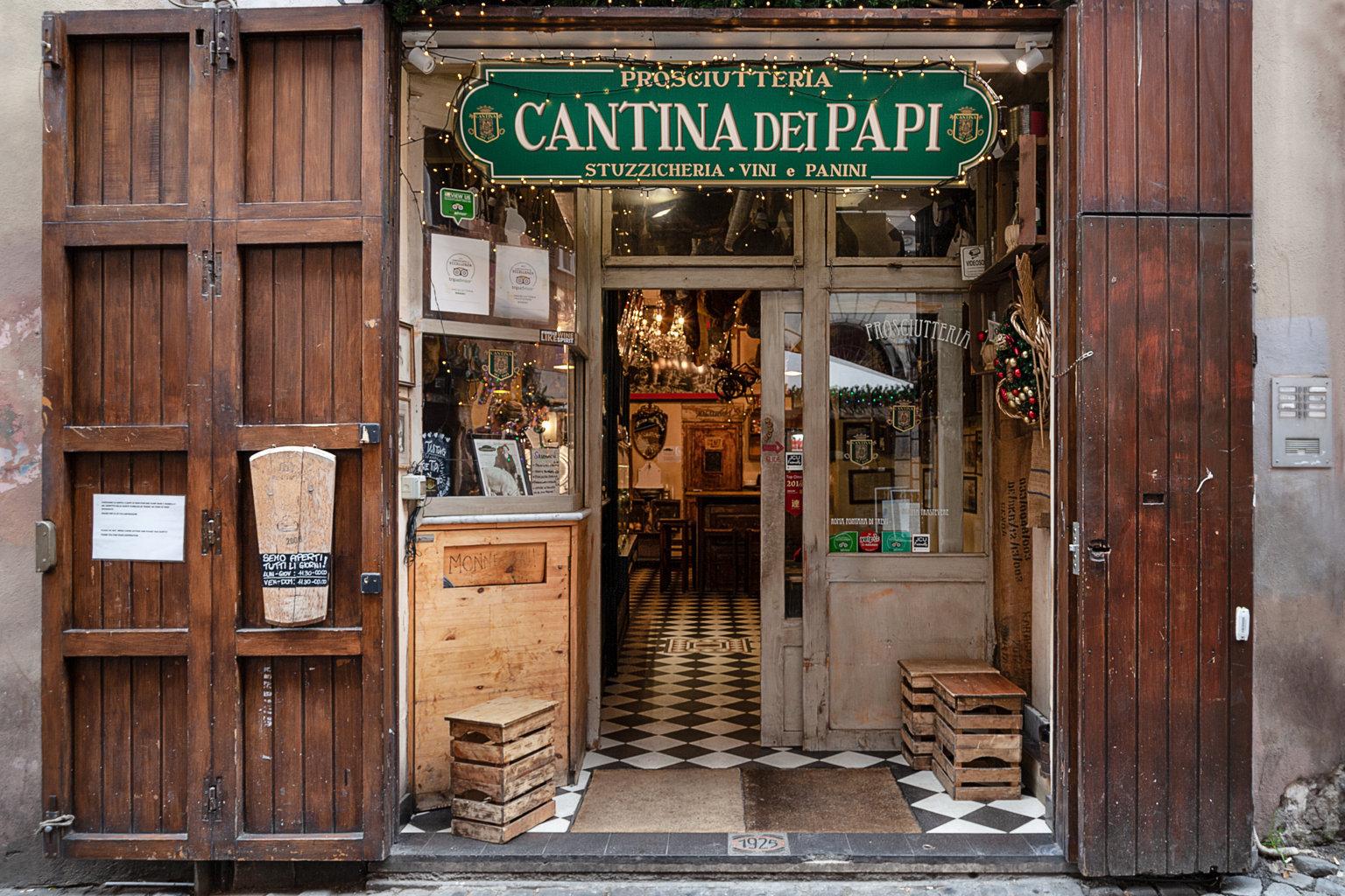 """""""La Prosciutteria Cantina dei Papi"""""""