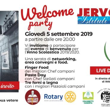 Iii Edizione Di Welcome Party L Arcimboldo