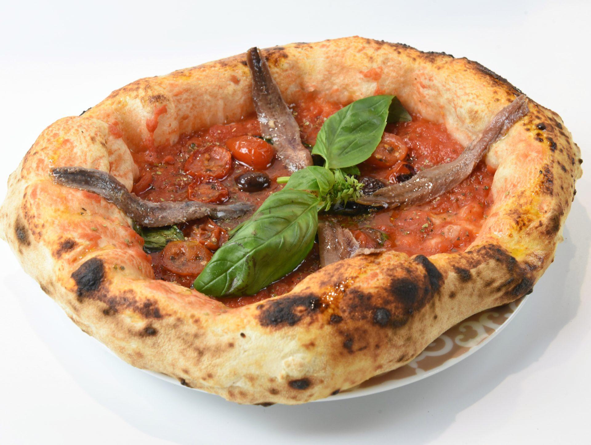 Il nuovo concetto di pizza firmato Salvatore Impero