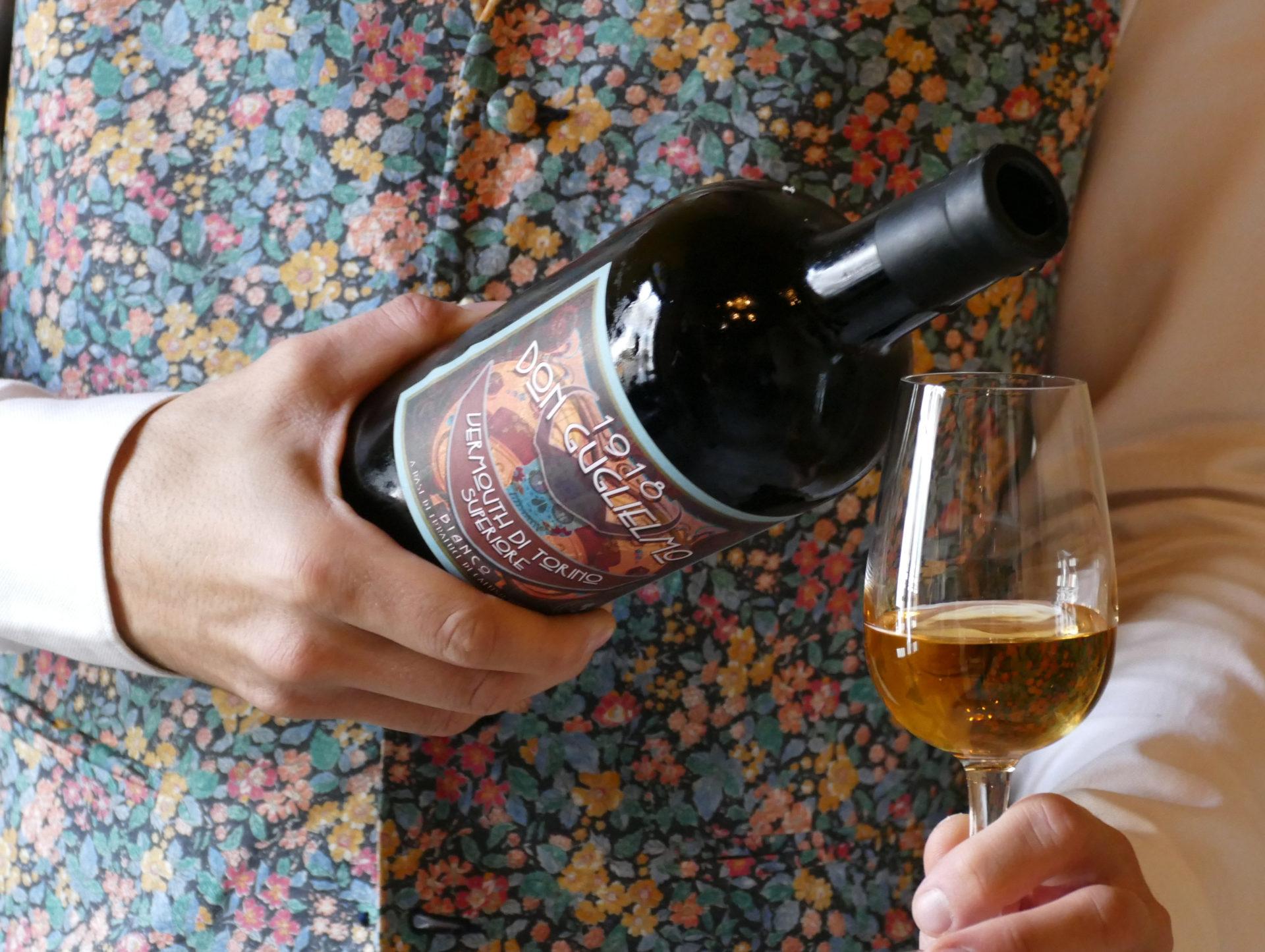 Vermouth Bianco Don Guglielmo 1918, una storia attuale d'altri tempi