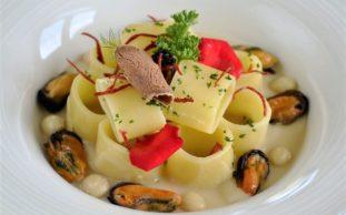 """""""Pasta calamarata.....dello chef Giovanni De Vivo"""