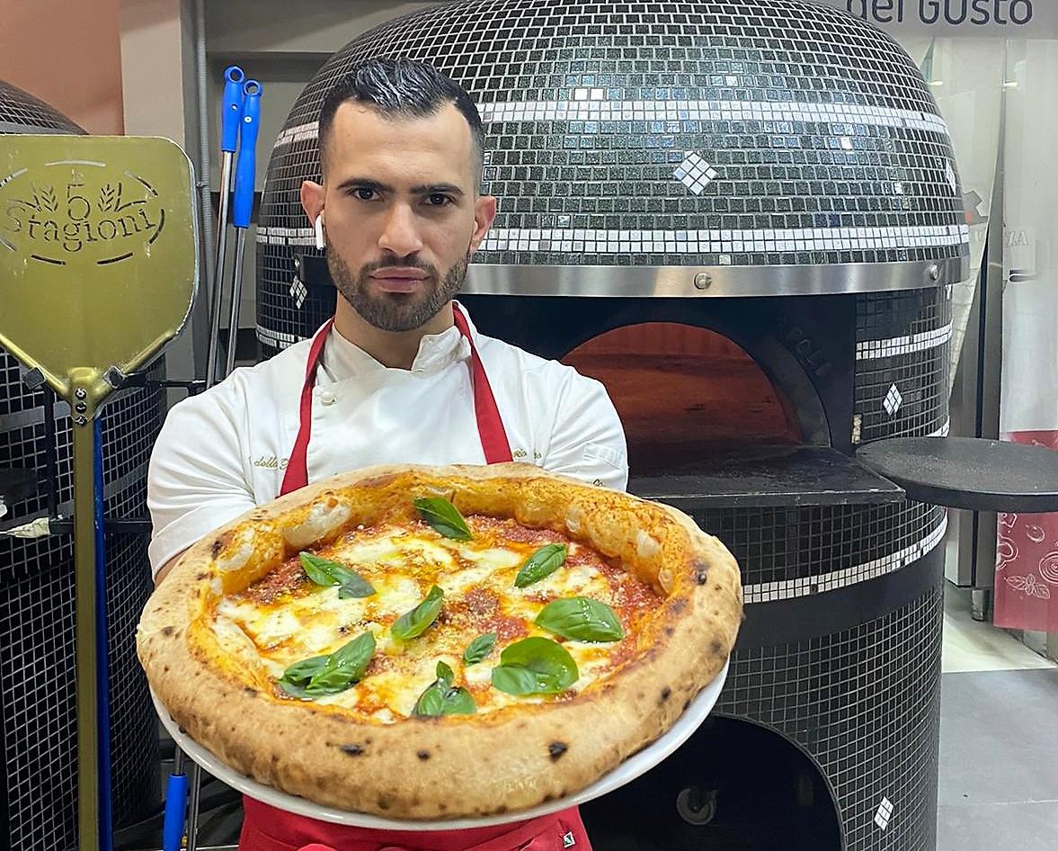 LA PIZZA CHE METTE TUTTI D'ACCORDO