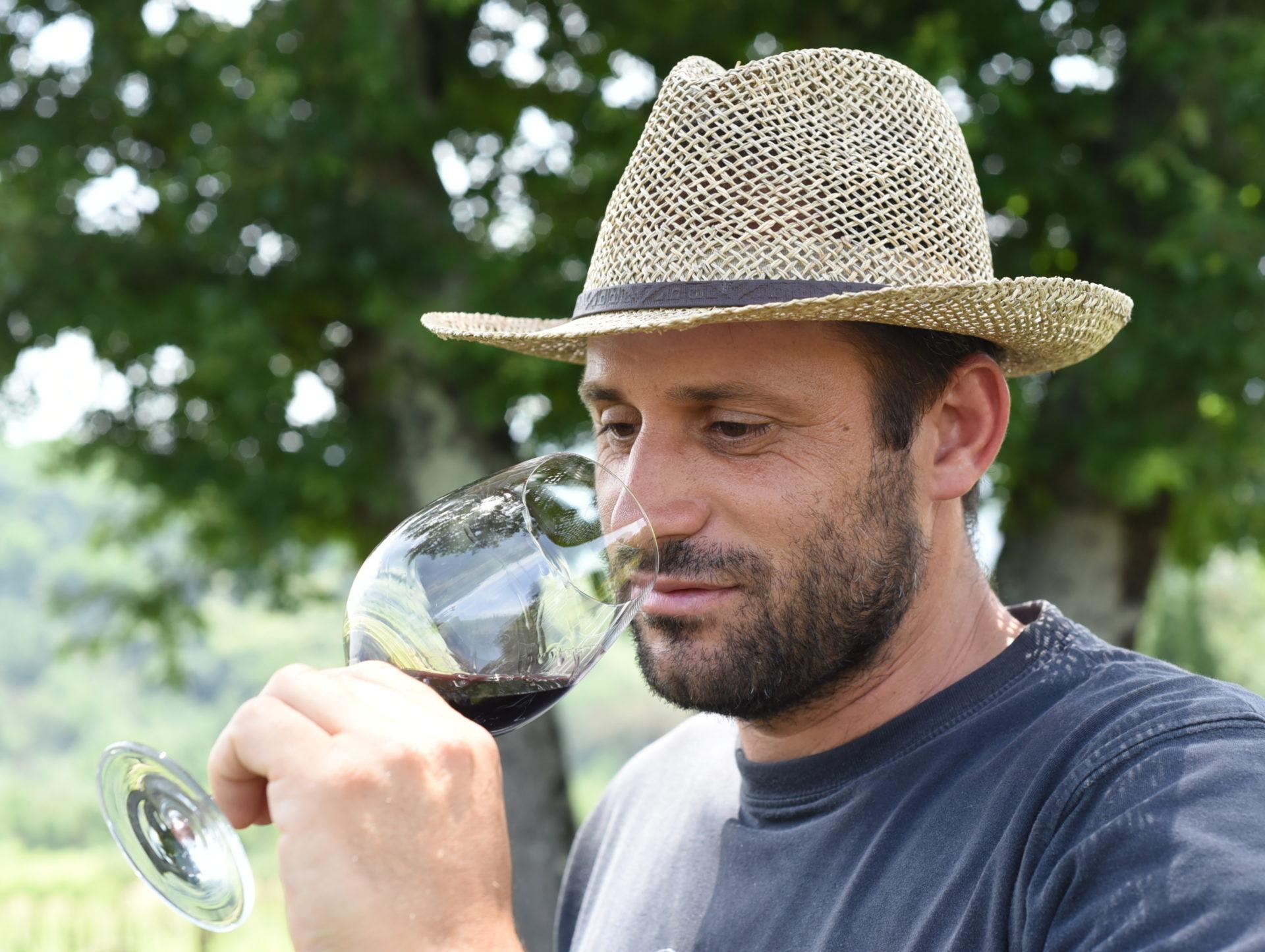 """Il vino dei """"Quattro Cerri"""""""