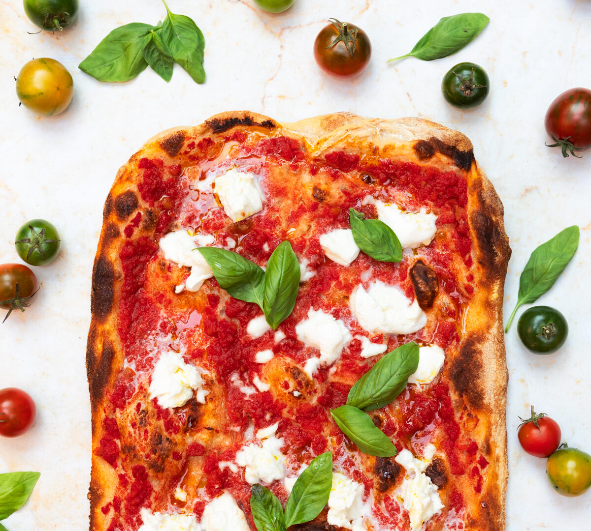 """Pizze d'Italia in festa"" da Eataly Milano Smeraldo"