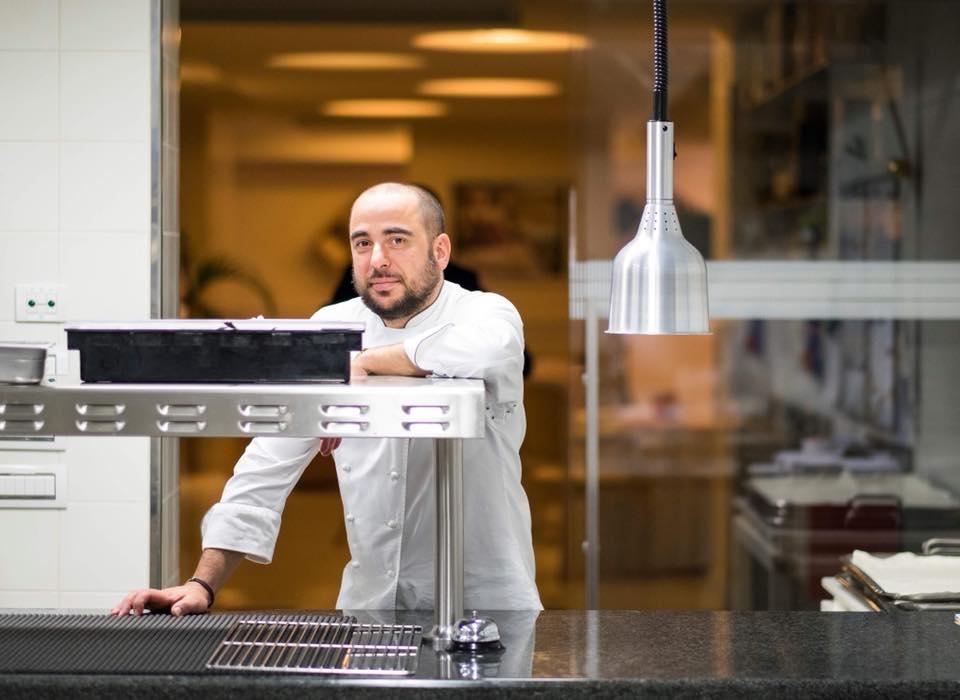 Il panettone dello chef  Umberto De Martino