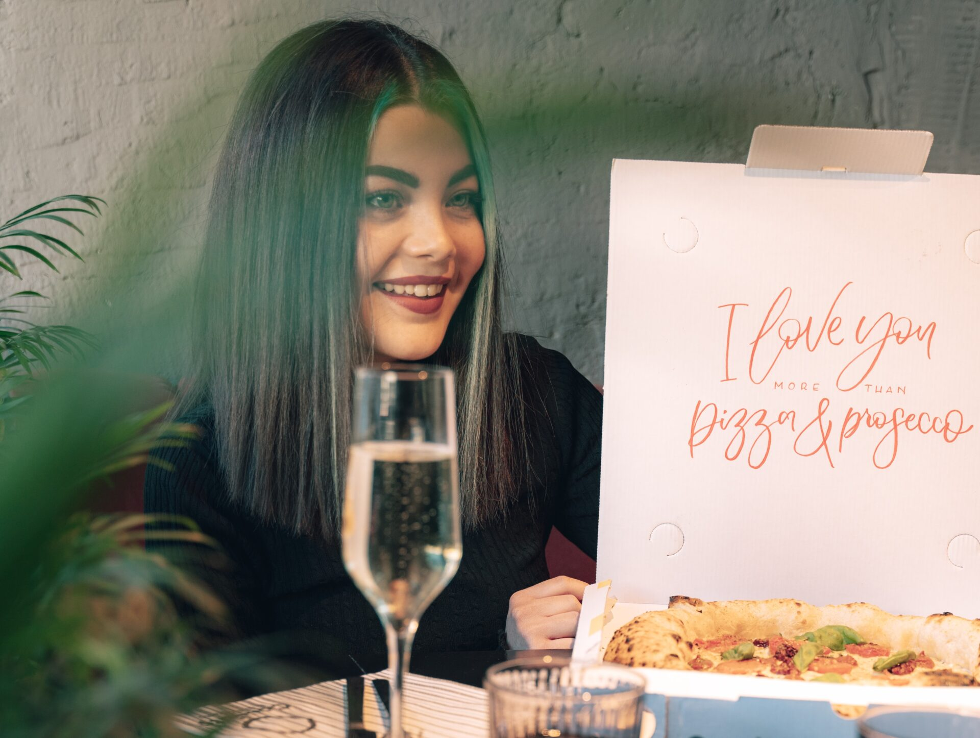 Pizza e Prosecco