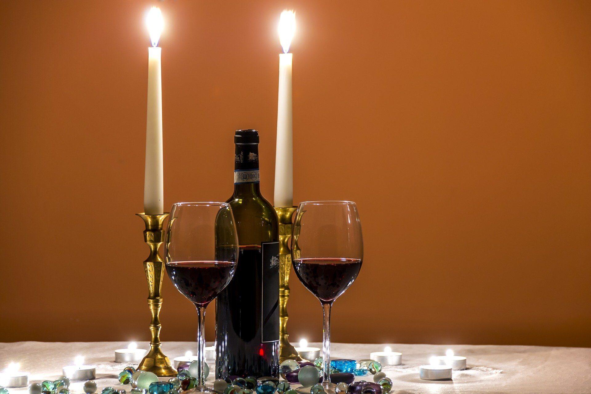I vini per il giorno dedicato all'Amore