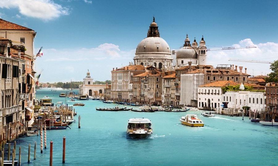 Venezia festeggia i suoi primi 1600 anni