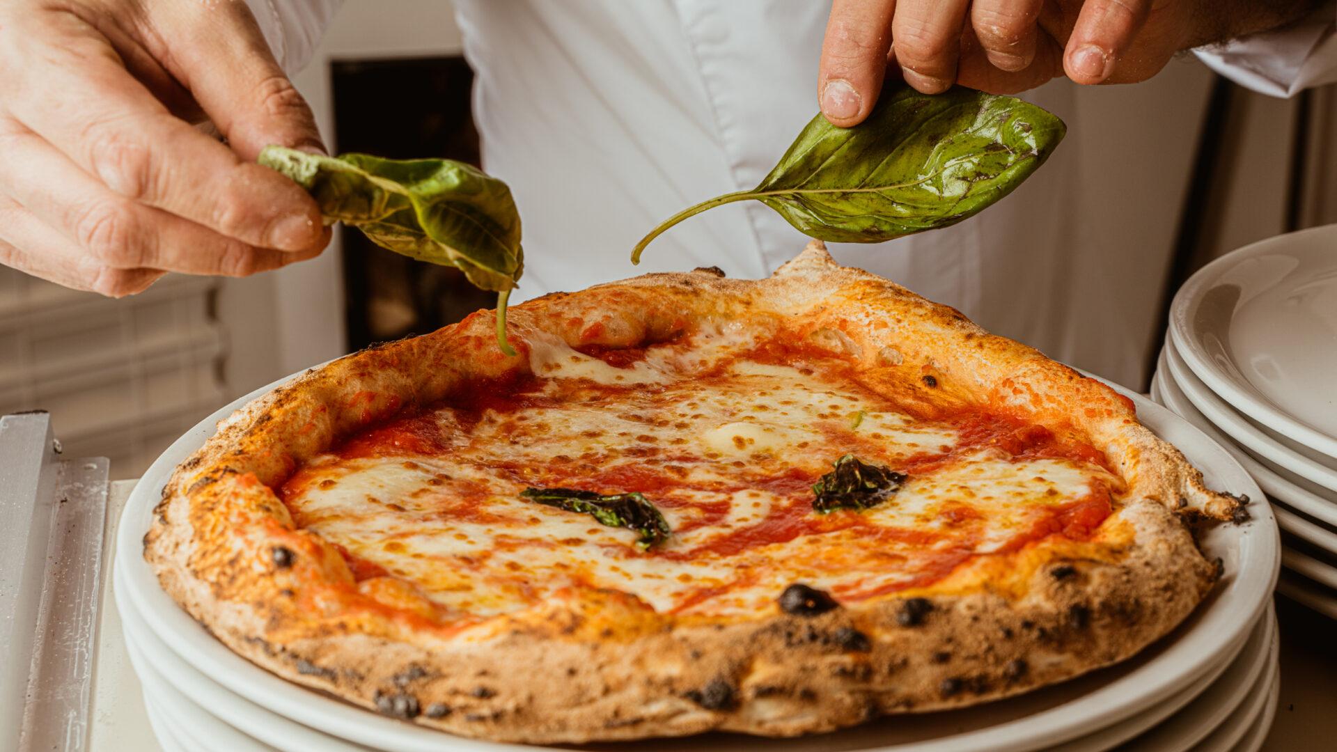 La pizza napoletana non è mai stata così healthy
