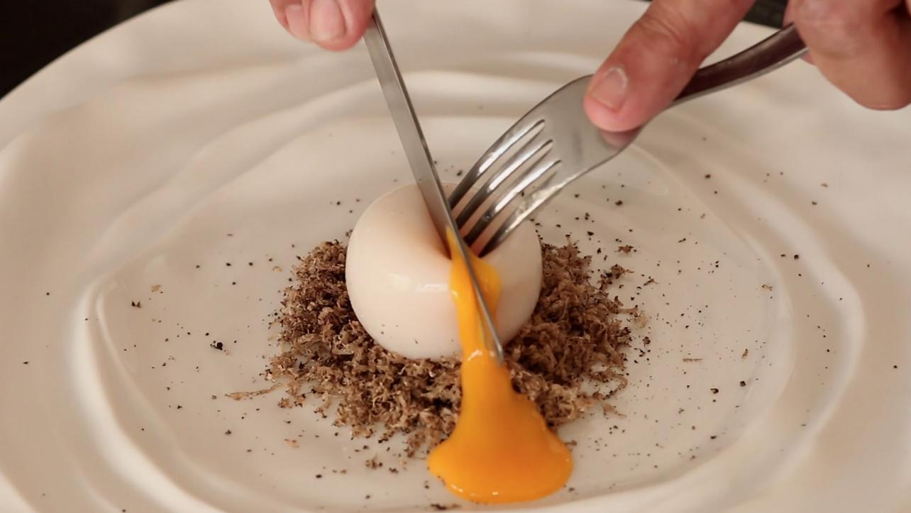 Il progetto dello chef Pino Cuttaia