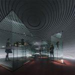 Il nuovo ristorante sarà all'ultimo piano dell'atteso Museo Etrusco