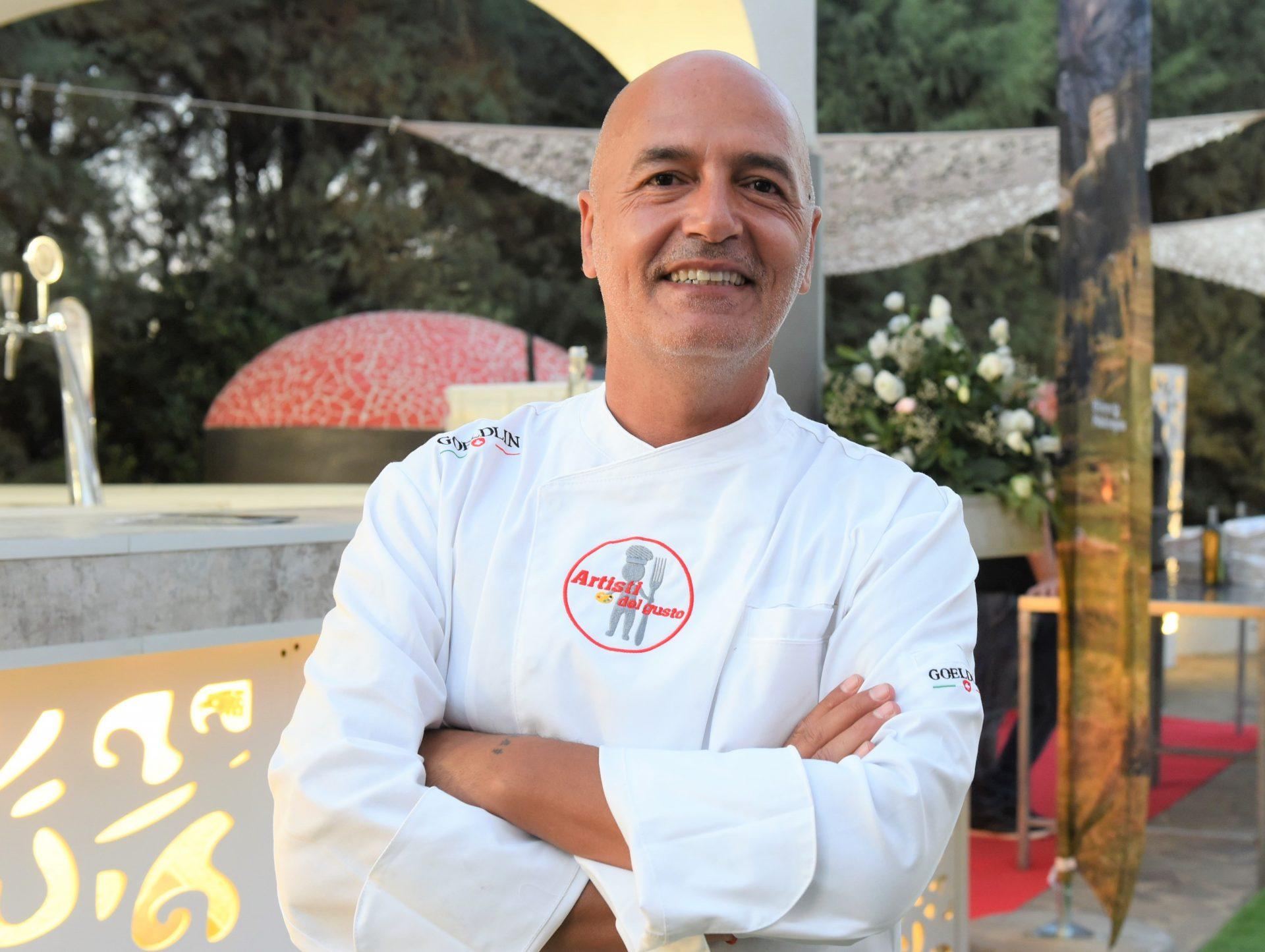 Luciano Sorbillo, la tradizione della pizza napoletana all' ExpoCook