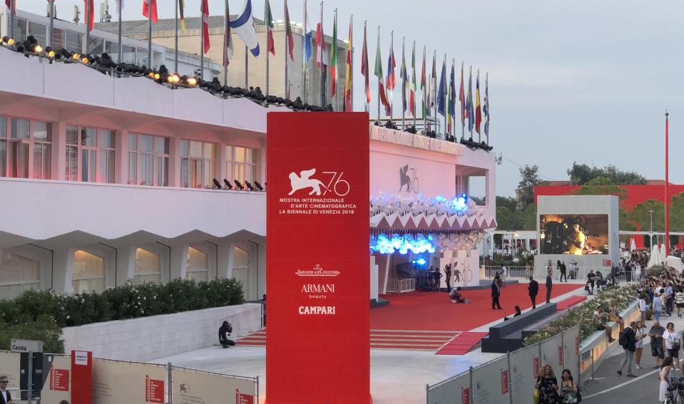 Vini Fantini al Festival del Cinema di Venezia