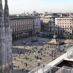Una serata musicale sui tetti di Milano