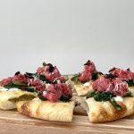 La pizza di Andrea Pellegrino protagonista a Taormina Gourmet